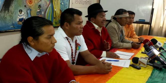 A propósito del llamado a Diálogo en Ecuador