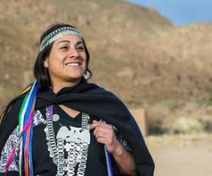 La CONAIE se solidariza con la lucha incansable de la hermana Relmú Ñamku de la Nación Mapuche – Argentina