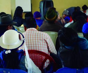 CONAIE rechaza la inminente aprobación de la Ley de Tierras Rurales y Territorios Ancestrales, porque beneficia al agronegocio y no resuelve el problema del latifundio