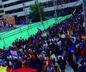 Respuesta a Rafael Correa ante su pronunciamiento sobre la Conaie