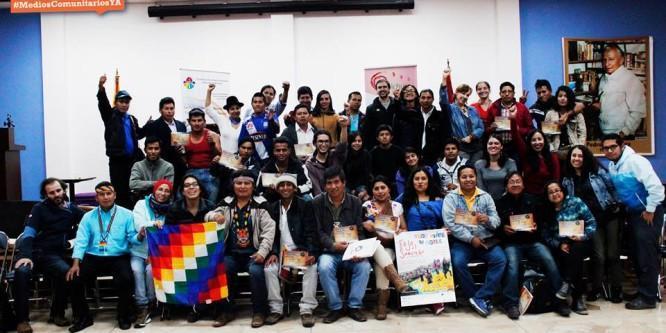 Una breve historia de las organizaciones del  Movimiento Indígena del Ecuador