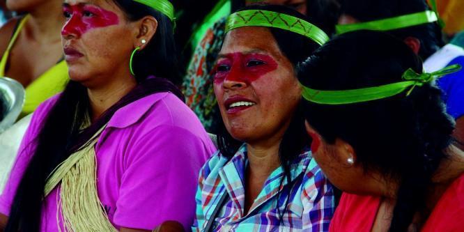 Cuñas sobre Derechos Colectivos y Derechos de las Mujeres
