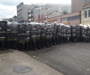 Detenidos en Movilización de rechazo a las Enmiendas