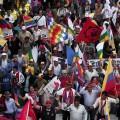 Fiscalía prepara juicio contra luchadores sociales de Pastaza el 8 de diciembre