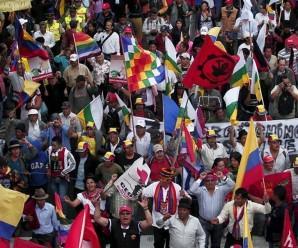 Últimos hechos en la movilización pacífica de los Pueblos y Nacionalidades