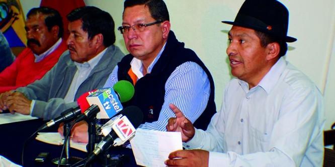 Proyecto Político de la CONAIE 2012