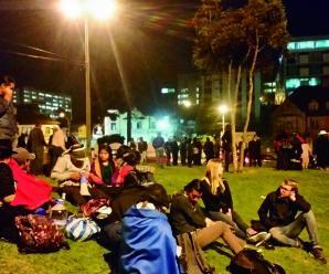 La jornada de lucha inicia en El Arbolito – Quito