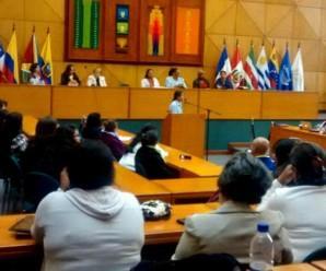 Encuentro sobre Agenda de Mujeres y Sistema de Naciones Unidas