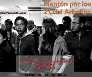 Familiares de los 21 del Arbolito realizarán plantón