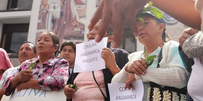 """""""Luchando, creando poder comunal"""": Las comunas y comunidades del Ilaló y Lumbisí siguen de pie"""