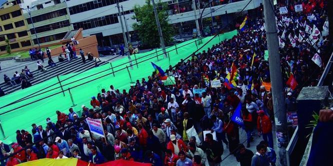 Más allá de las Enmiendas, nuestra lucha continúa en las calles