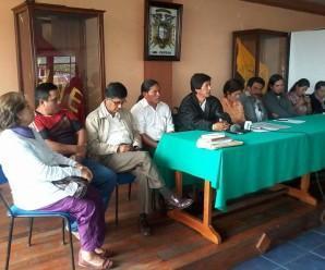 Parlamento de los Pueblos de Pastaza anuncia marcha contra las reformas constitucionales