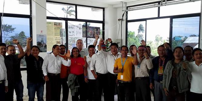 Amazonía: Comité Interfederacional mantiene posición firme por la defensa del territorio, la libertad, los derechos y la organización
