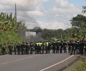 Gobierno con la mira en líderes y dirigentes amazónicos, alto a la persecución política