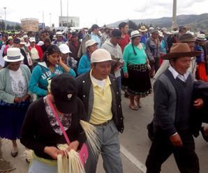 Productores campesinos de Azuay exigen pago justo del litro de leche