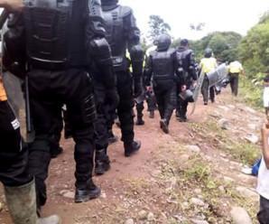 Amazonía: Incursión policial y militar por orden del gobierno desatan descontento del pueblo de Taisha