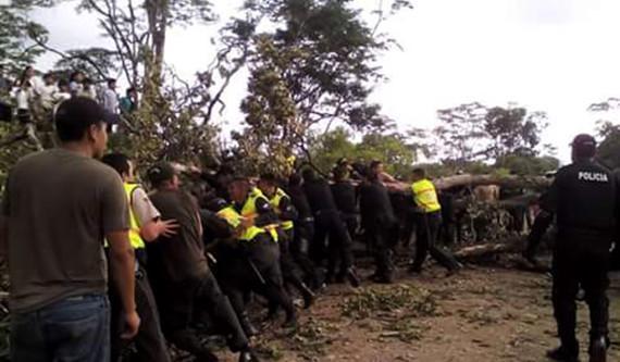 Detenidos y heridos durante jornadas Paro Nacional y Levantamiento en todo el país