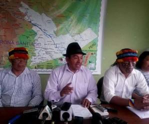 CONAIE respalda a nuevo presidente de Nacionalidad Achuar