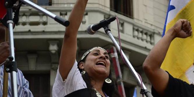 Desde Argentina, el pueblo Mapuche también dice #YoSoyManuela y #YoSoyManuel