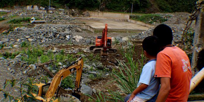 San Pablo de Amalí presentó medida cautelar ante la CIDH
