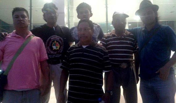 4 de los 7 luchadores sociales de Pastaza condenados a 6 meses de cárcel