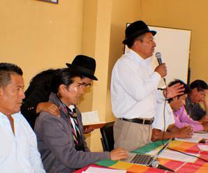 Se desarrolla Asamblea Extraordinaria de la CONAIE en Quito