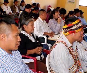 Ecuador: Resoluciones: Asamblea de CONAIE