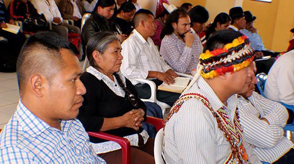 Bases de CONAIE exigen a Pachakutik cumplimiento a las resoluciones del Consejo Político realizado el 13 de Febrero