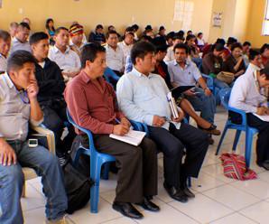 Resoluciones: Construcción del programa de gobierno alternativo con sectores afines, participación con voz y voto en el Congreso de Pachakutik