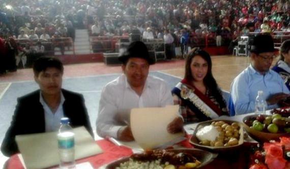 Pawkar Raymi un espacio de fortalecimiento identitario y organizativo