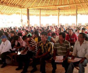 Se inician acciones en defensa del territorio de la Selva y la Vida de los Pueblos Originarios