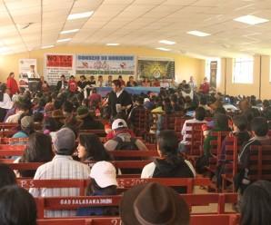 Inició Asamblea Anual Ordinaria de CONAIE