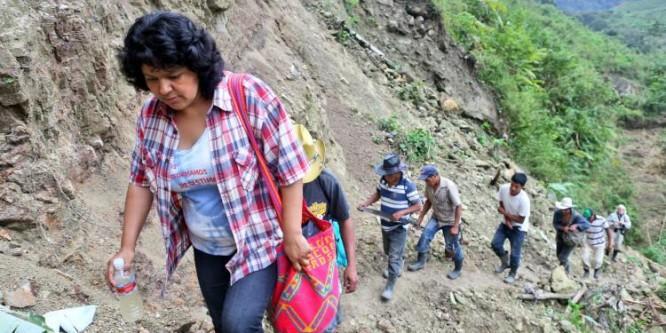 La CONAIE ante el asesinato de Berta Cáceres
