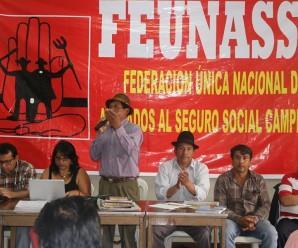 Jorge Herrera participó en Asamblea Nacional FEUNASSC
