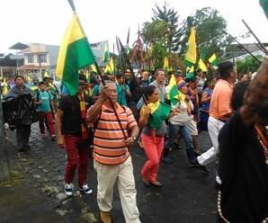 Amazonía firme en primer día de Paro Nacional