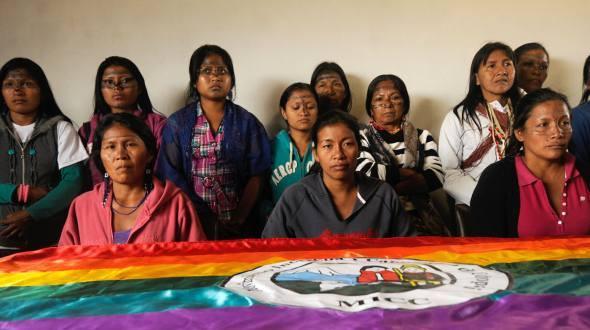 Mujeres Amazonicas 01