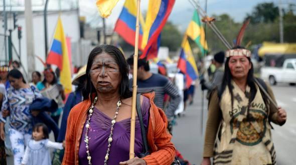 Mujeres Amazónicas se movilizarán el 8 de Marzo en Pastaza