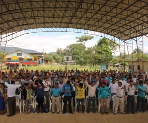 Morona Santiago: Contundente apoyo de la 8VA Convención del Comité Interfederacional (NAE, NASHE, FICSH y PuebloMestizo) a Levantamiento y Paro Nacional