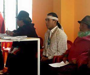 Pueblo Tomabela celebra su VII Congreso