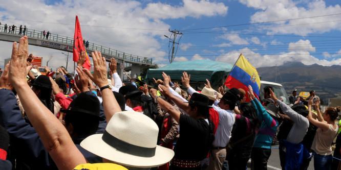 Se firma decreto para la unidad del pueblo en el Levantamiento y Paro Nacional