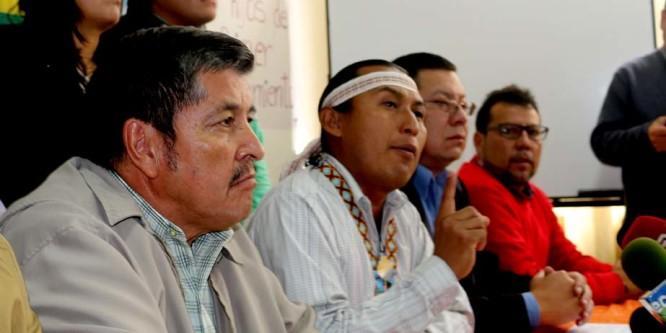 Boletín de Prensa: Gobierno pretende imponer una Ley de Tierras para el agronegocio, sobre la voluntad de miles de indígenas, campesinos y ciudadanos.