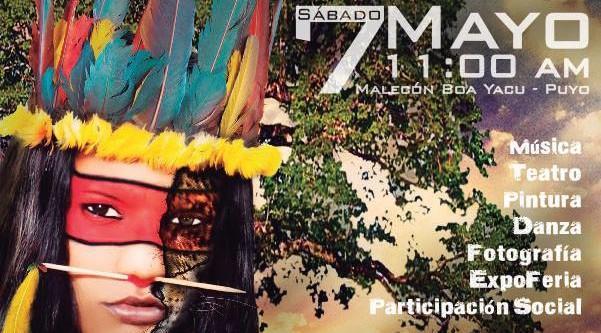 Nueva edición de Amazonía Indomable, ahora, por los procesados y procesadas