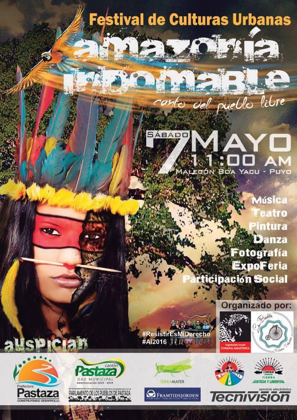 Amazonía Indomable