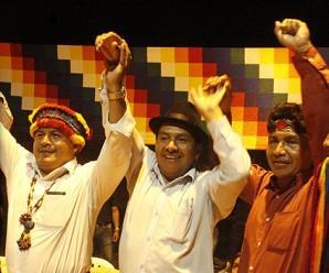 Comisión Ecuménica de Derechos Humanos demuestra preocupación por criminalización a dirigentes indígenas