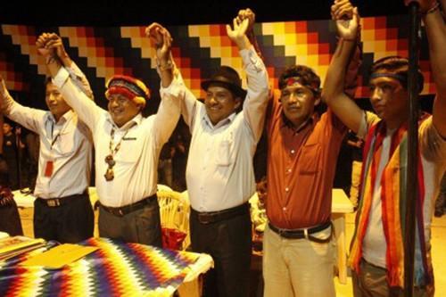 CONAIE frente a la militarización territorio Shuar y detención de Agustín Wachapá, presidente FICSH
