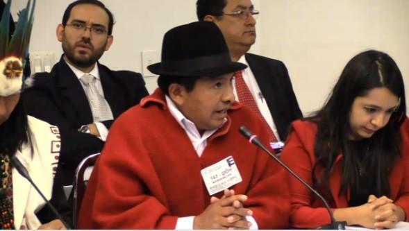 Caso Tagaeri y Taromenane en la Comisión Interamericana de Derechos Humanos