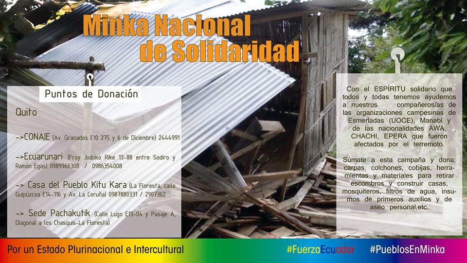 Minka Nacional de Solidaridad