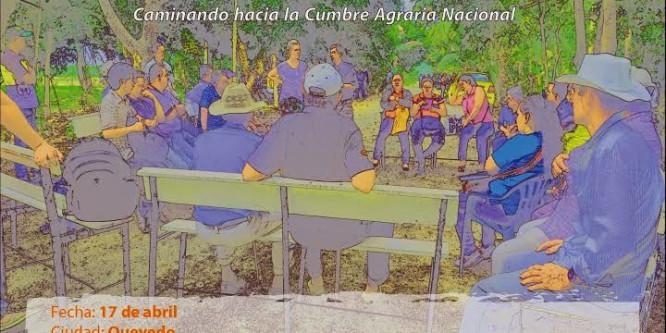 Rumbo a la Cumbre Agraria: Pre cumbre Costa – Quevedo