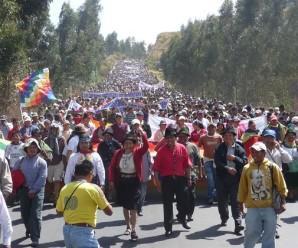 El Levantamiento Indígena del Inti Raymi de 1990