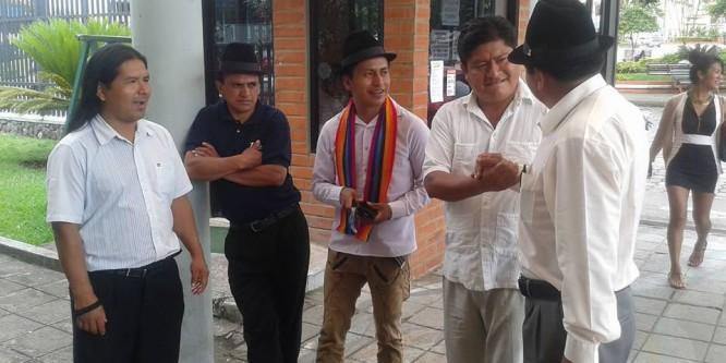 Gobierno ecuatoriano inicia formulación de cargos para dirigentes de Conaie y Confeniae.